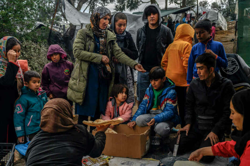 Berlin nimmt minderjährige Flüchtlinge auf