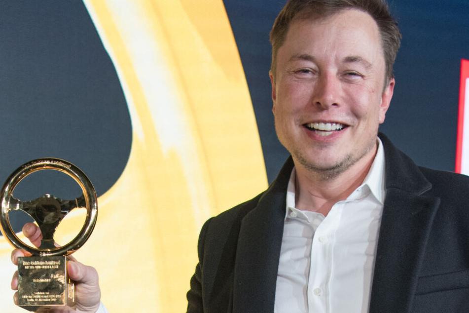 Schnäppchen-Deal: So billig kriegt Elon Musk seine Tesla-Fabrik