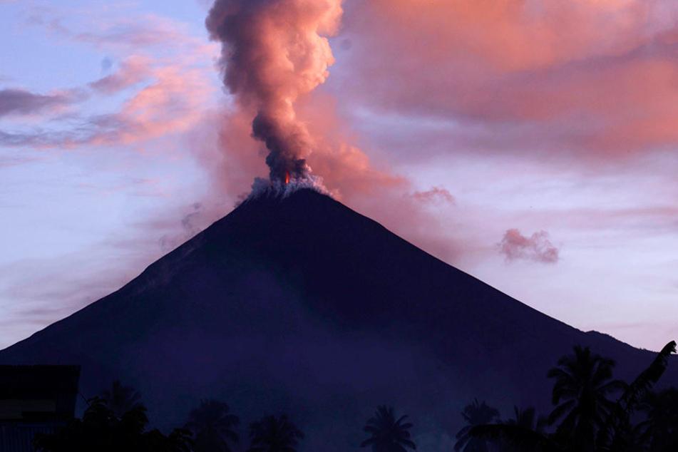 Hatten Vulkanausbrüche Schuld am Untergang des Ägyptischen Reiches?