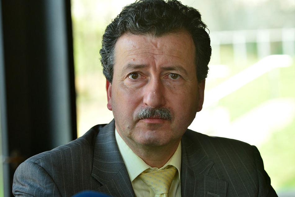 Verbandsvorsitzender Jens Gnisa befürchtete den Anschluss zu verlieren.
