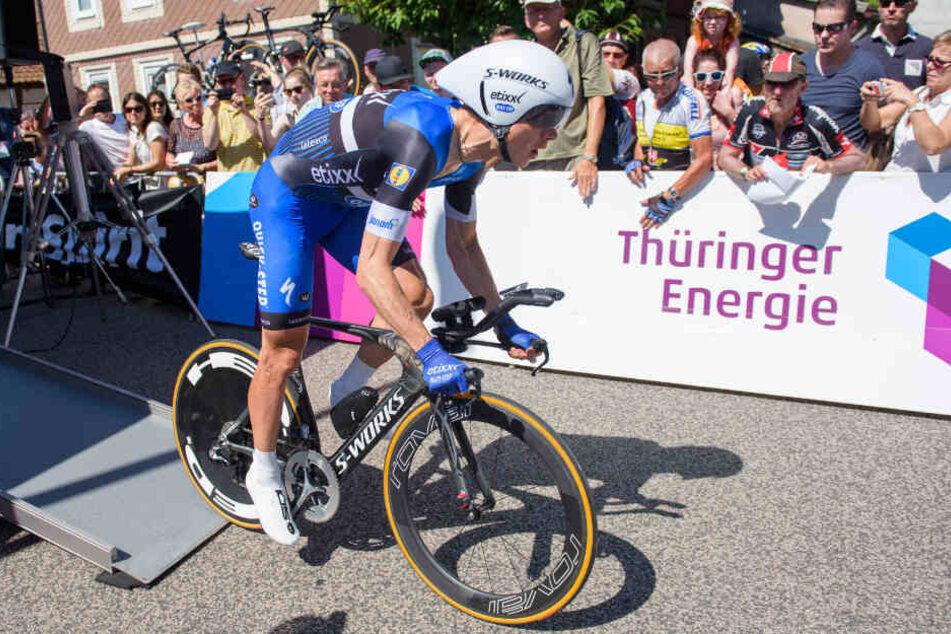 In den letzten Jahren hatte der Bund Deutscher Radfahrer Probleme, Ausrichter für die Meisterschaften zu finden. (Archivbild)