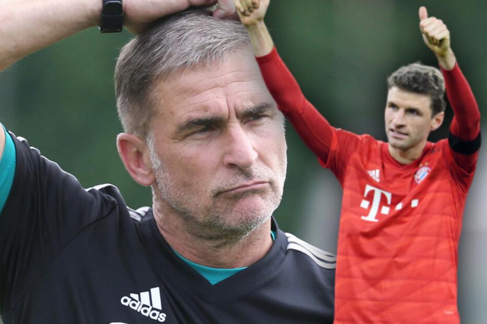 Kuntz bestätigt: Thomas Müller soll für Deutschland bei Olympia 2020 spielen!
