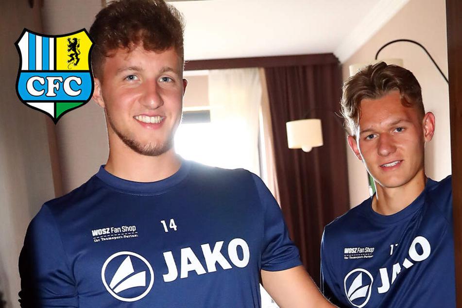 Campulka & Tallig halten die Fahne hoch: Packen die CFC-Talente die 3. Liga?