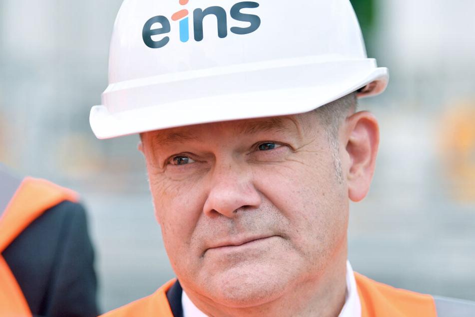 Ist Olaf Scholz (61) bald auch die Nummer 1 in seiner Partei?
