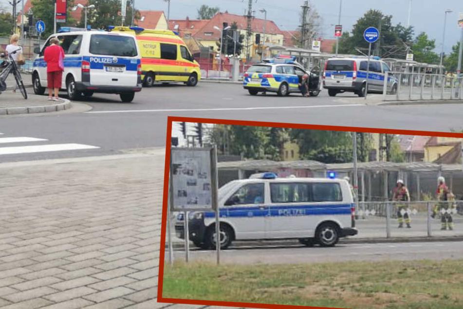 Person von IC getötet: Zugstrecke Leipzig-Dresden wieder frei