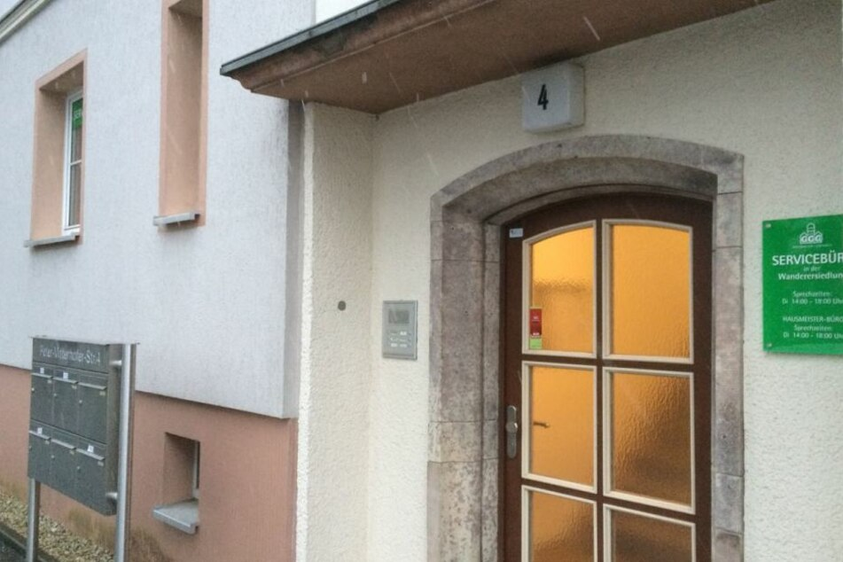 Bei Großvermieter in Chemnitz eingebrochen: Tresor geklaut