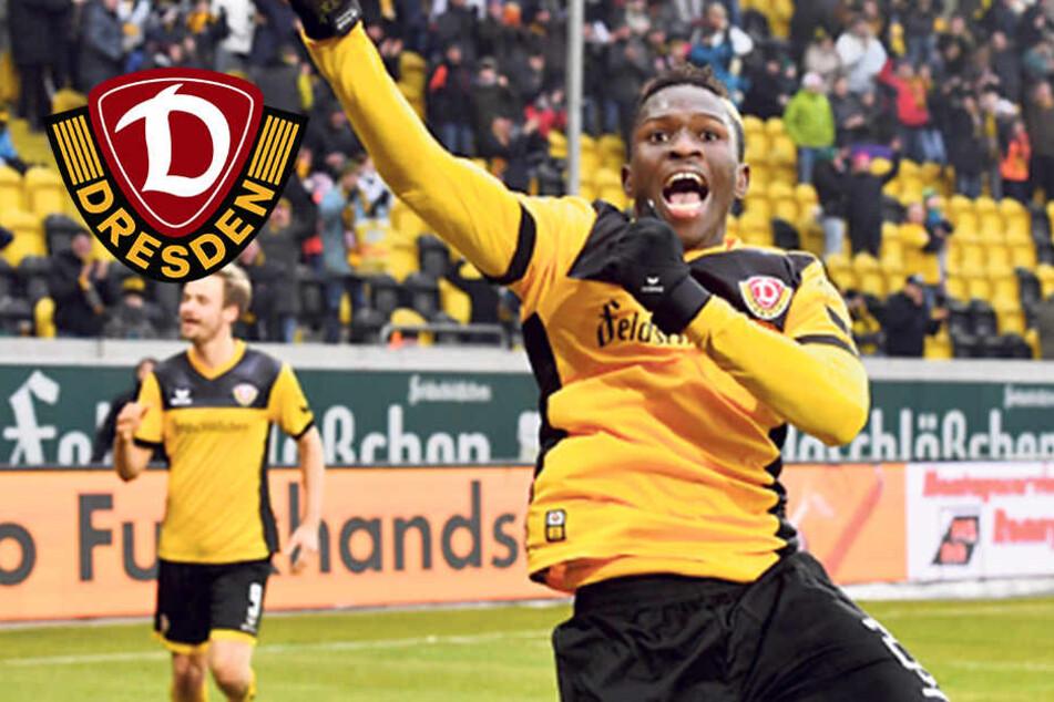 Kindheit, Glaube, Ziele: Wer ist Dynamos Neuzugang Moussa Koné?