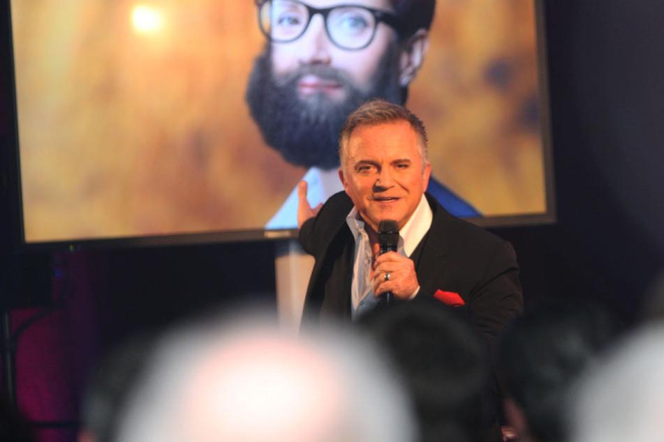 Bundestagsabgeordnete Petry war mehrmals Thema bei Parodist Jörg Knör.
