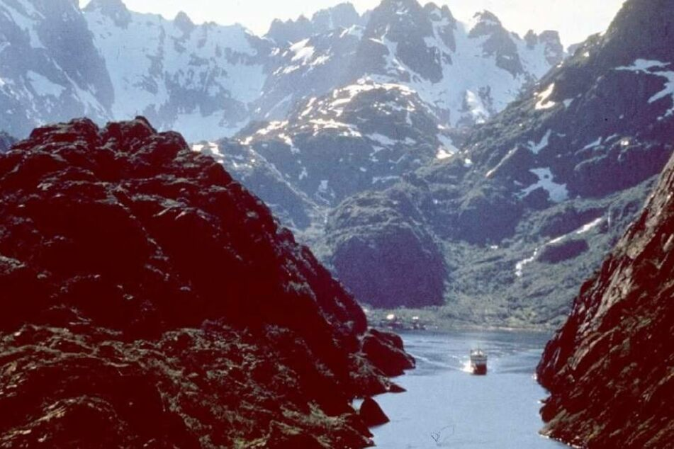 In Norwegen startet die Tour von Thomas Rohrmann. 7000 Kilometer liegen vor ihm.