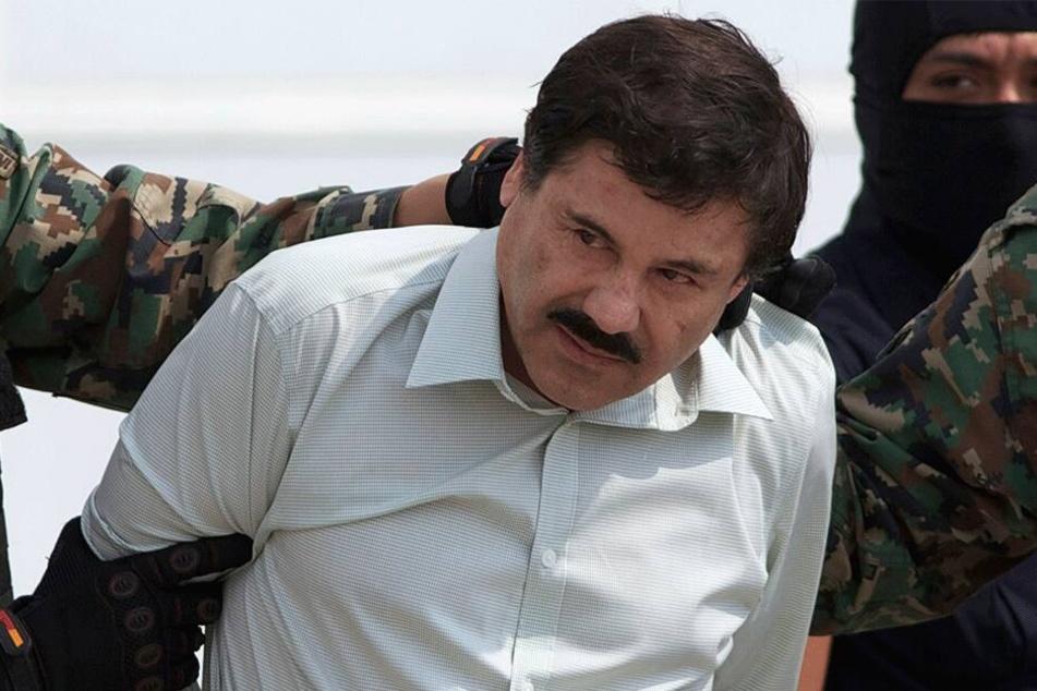 El Chapo sitzt im Knast, doch der Drogenhandel in Mexiko geht weiter.