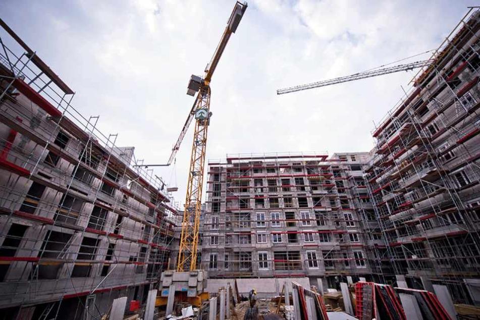 In den vergangenen Jahren wurden in Berlin nur 25 Prozent der Wohnungen gebaut, die eigentlich gebraucht würden.