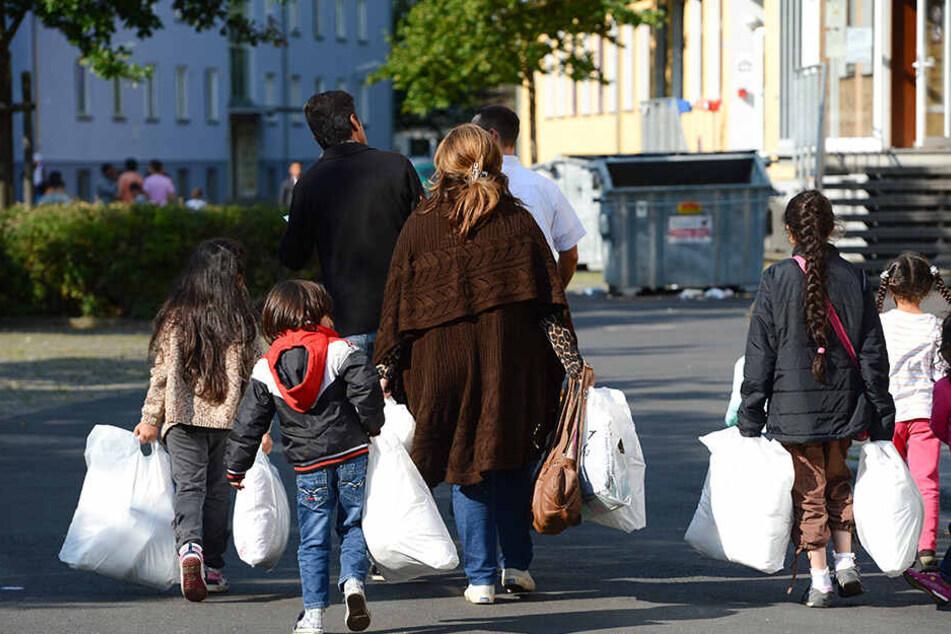 Nicht Syrer oder Afghanen, sondern Georgier dominieren dieses Jahr die Asyl-Statistik.