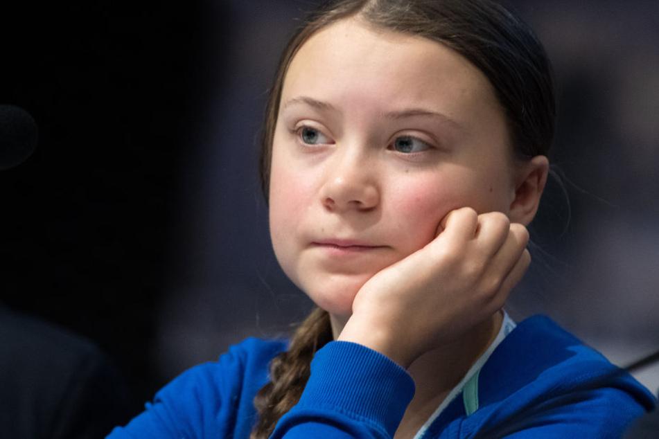 Greta Thunberg fand in ihrer Rede bei der UN-Klimakonferenz deutliche Worte.