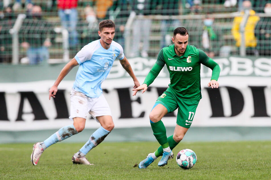 """Die Nordost-Regionalliga will """"möglichst zeitnah"""" wieder in den Wettkampf- und Spielbetrieb zurückkehren. Das betrifft auch den Chemnitzer FC und Chemie Leipzig."""