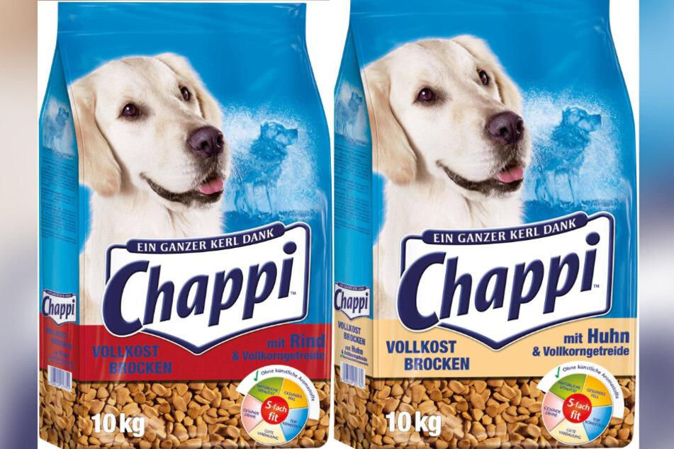 Auch Chappi ist betroffen.