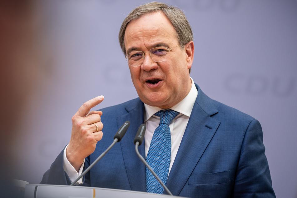 CDU-Chef Armin Laschet (60).