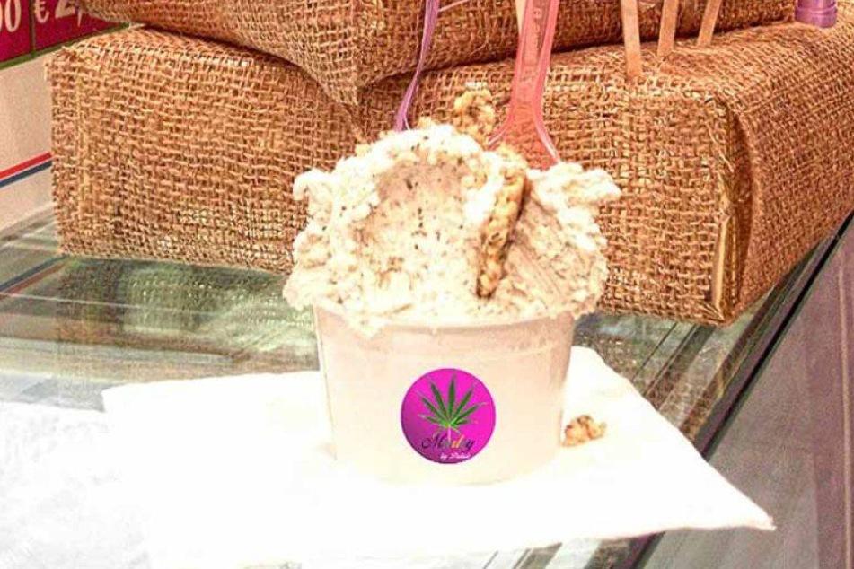 Hast Du schonmal Cannabis-Eis probiert?