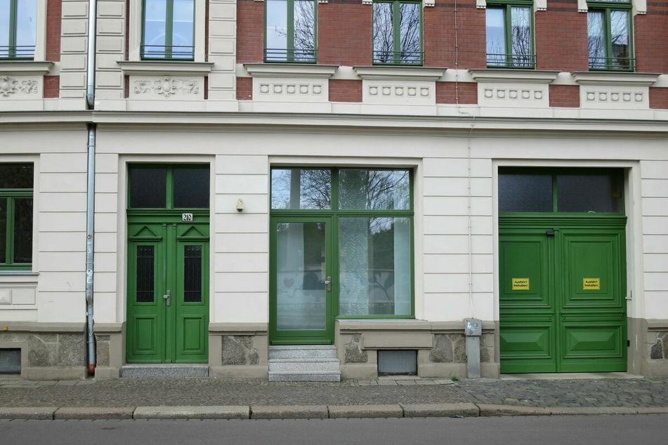 In dieser mittlerweile geräumten Praxis in der Leipziger Dieskaustraße war der Fake-Arzt tätig.