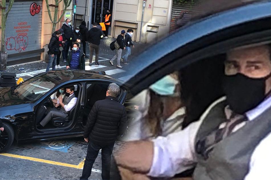 Verfolgungsjagd durch Rom: Polizeieinsatz wegen Tom Cruise
