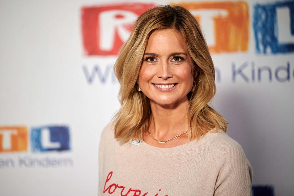 """Susanna Ohlen (39) war unter anderem Gesicht der Sendung """"Guten Morgen Deutschland"""". Nun wird sie erst einmal hinter den Kameras agieren."""