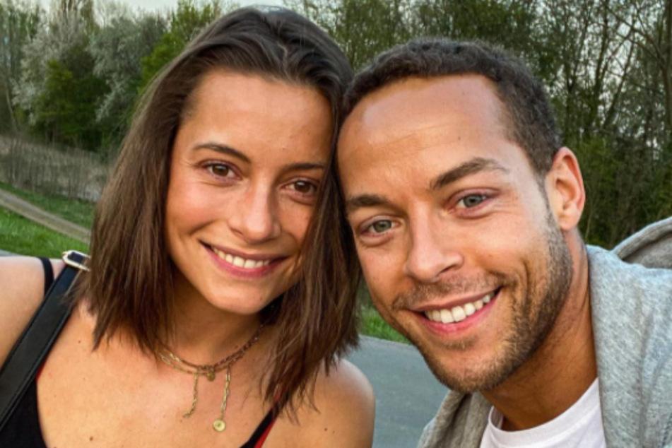 """Jennifer lange (27) und Andrej Mangold (34) haben sich beim """"Bachelor"""" kennen und lieben gelernt. Im November vergangenen Jahres trennte sich das TV-Paar. (Archivfoto)"""