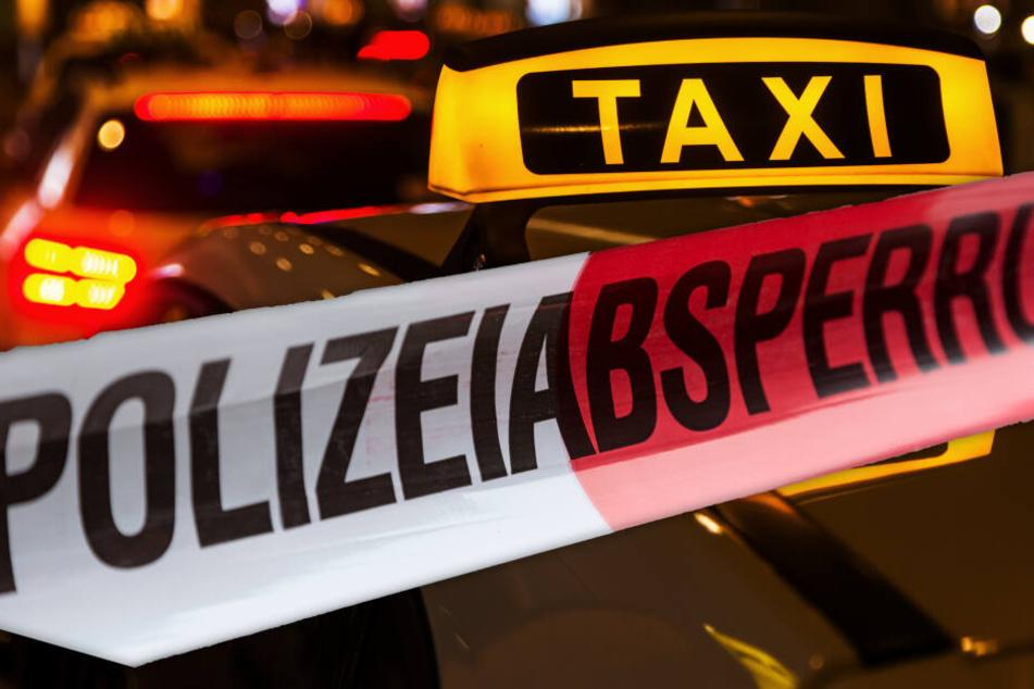 Weil er sie nicht mitnehmen wollte: Taxifahrer von zwei Männern niedergestochen