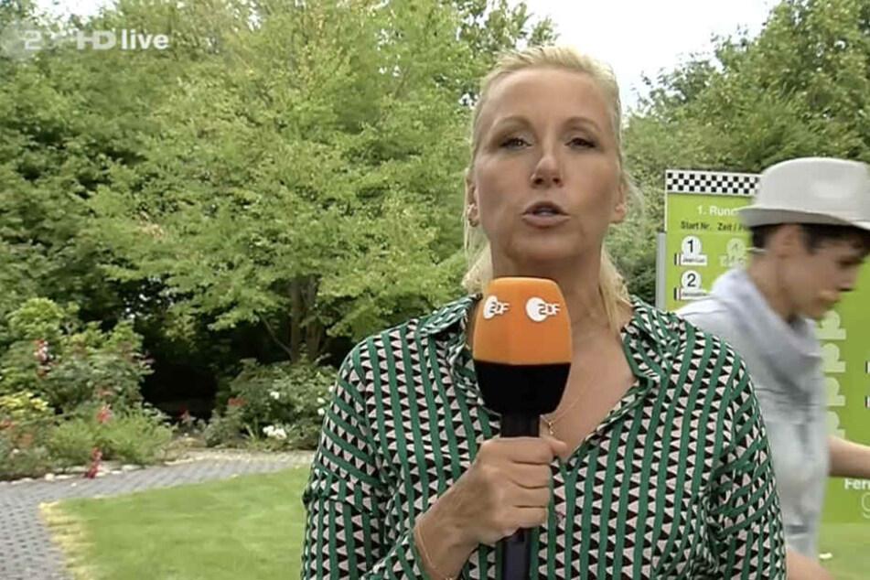 Bei vielen Zuschauern fiel Kiewel mit ihrem Französisch durch.