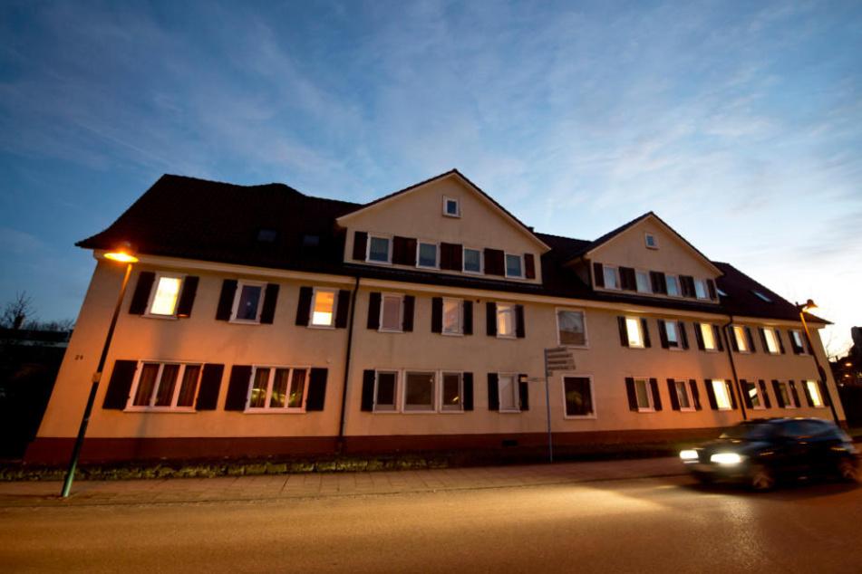"""Das Kinder- und Jugendhaus """"Hoffmannhaus"""" der Brüdergemeinde Korntal. (Archivbild)"""