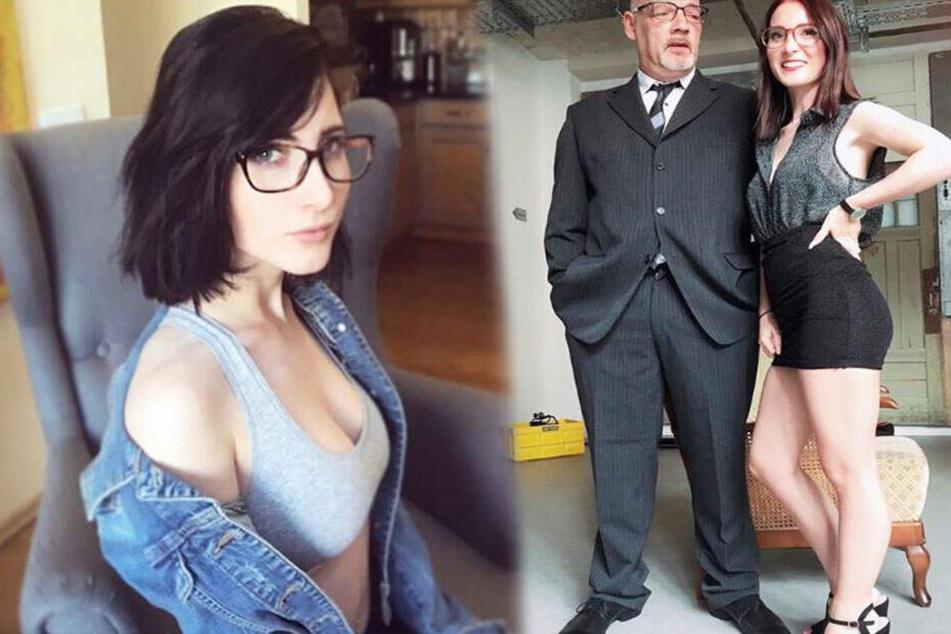 Sie 20, er 56: Diese beiden lernten sich beim Pornodreh kennen und lieben
