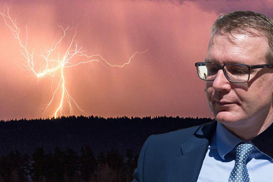 Bürgermeister muss Bergstadtfest abbrechen!