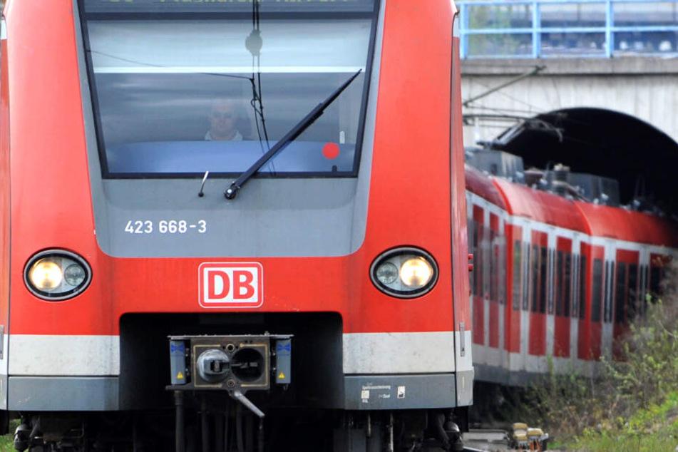Auf mehreren S-Bahn-Linien kommt es aufgrund des Wetters zu Problemen. (Archivbild)