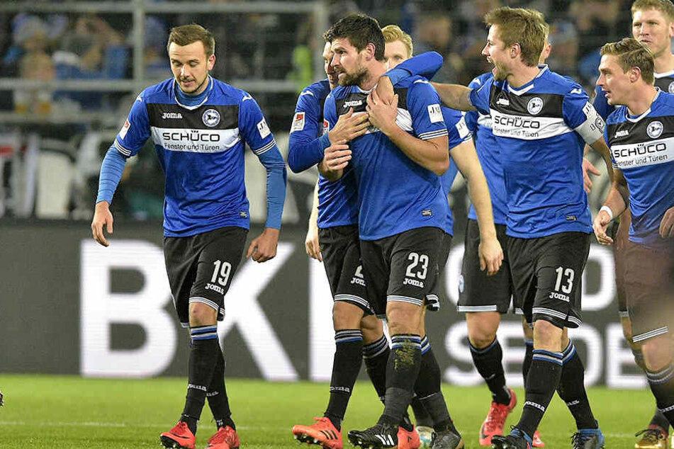 Elf Verträge laufen am Ender Serie aus: Sechs Spieler standen davon gegen St. Pauli in der Startelf.