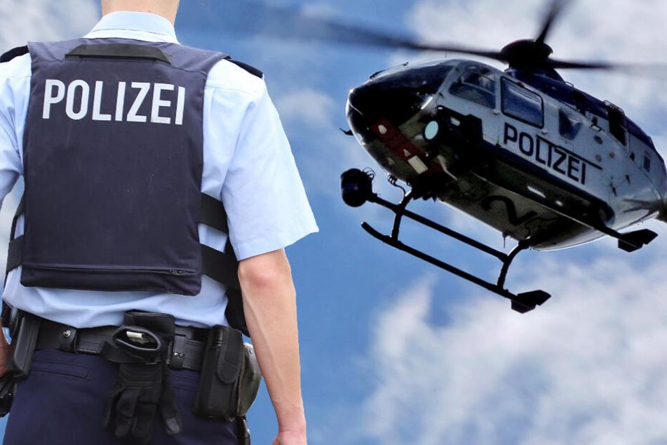 Raubüberfall in Kassel: Maskierte fahren mit Auto in Juwelier-Laden