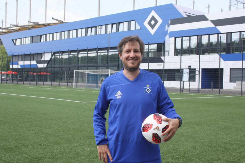 Hannes Drews hat keine Ambitionen