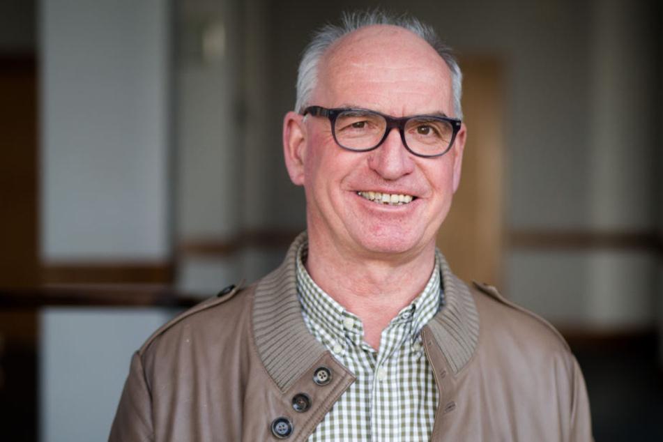 Leiter des Projekts: Hubert Klausmann.