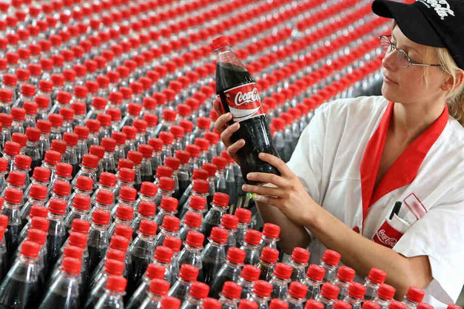 180 Mitarbeiter betroffen: Coca Cola wirft in Thüringen hin