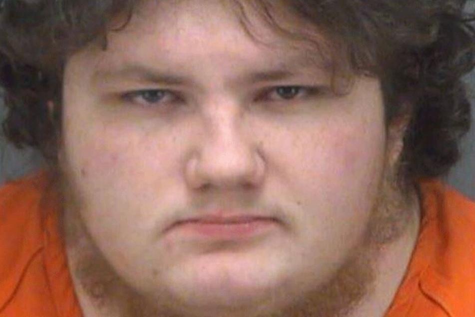 Christian N. (21) auf dem Mugshot der Polizei.