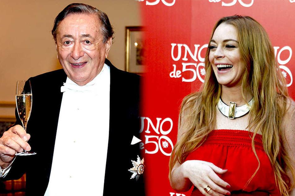 """""""Mörtel"""" und Lindsay Lohan streiten sich schon jahrelang um Geld"""