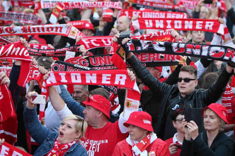 Union-Ultras haben einen Stimmungsboykott geplant. (Symbolbild)