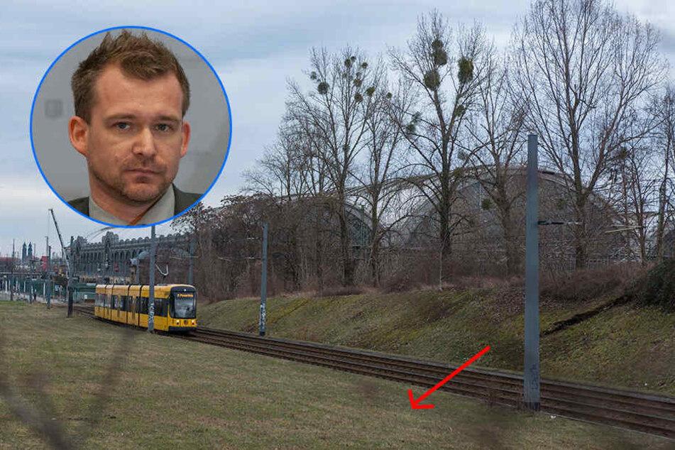 Ist das der Standort für den neuen Zentralen Busbahnhof in Dresden?
