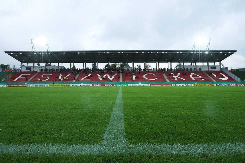 Das Stadion in Zwickau heißt einfach Stadion Zwickau. Bislang hat es nicht einmal einen Spitznamen. Das soll sich ändern.