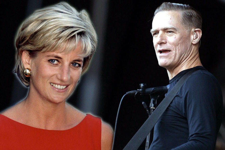 Bryan Adams: Jetzt packt er Details zu Prinzessin Diana aus
