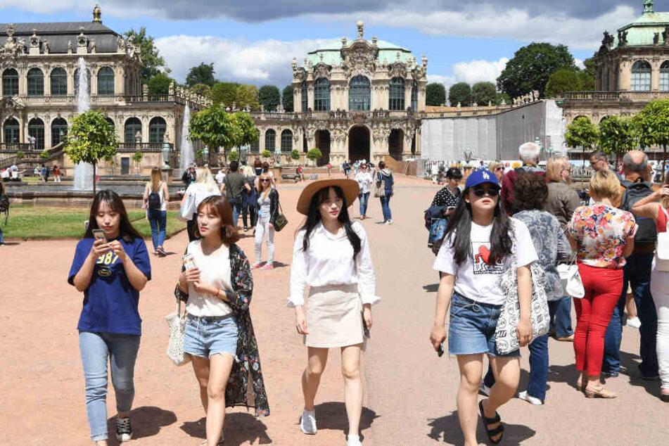 Die Zahl der internationalen Touristen ist im vergangenen Jahr gestiegen. Bei Gästen aus Ostasien ist aber noch Luft nach oben.