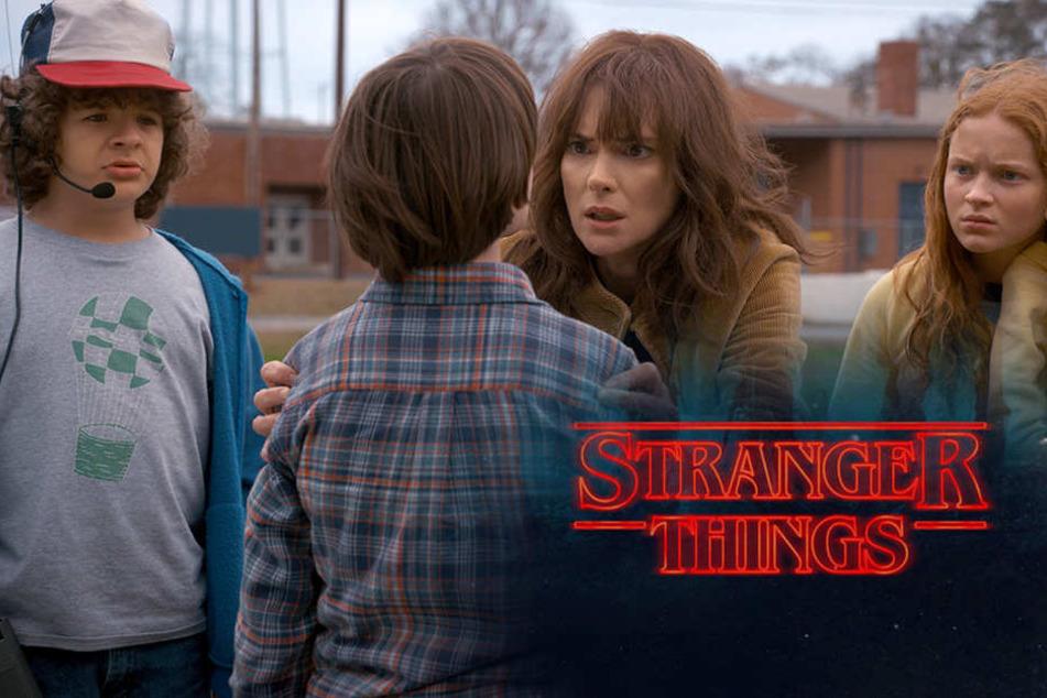 """Offiziell! """"Stranger Things"""" wird mit dritter Staffel fortgesetzt"""