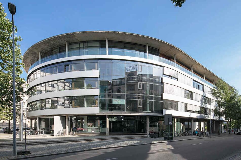 Hier werden Betroffene untersucht: Max-Planck-Institut für Kognitions- und Neurowissenschaften in Leipzig.