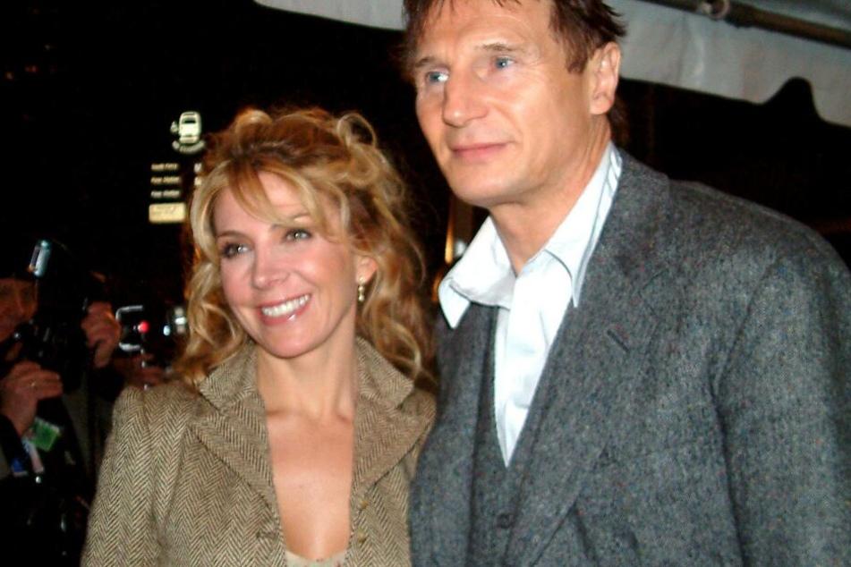 Liam Neeson war 15 Jahre lang mit Natasha Richardson verheiratet, bis die Schauspielerin im März 2009 nach einem Skiunfall starb.