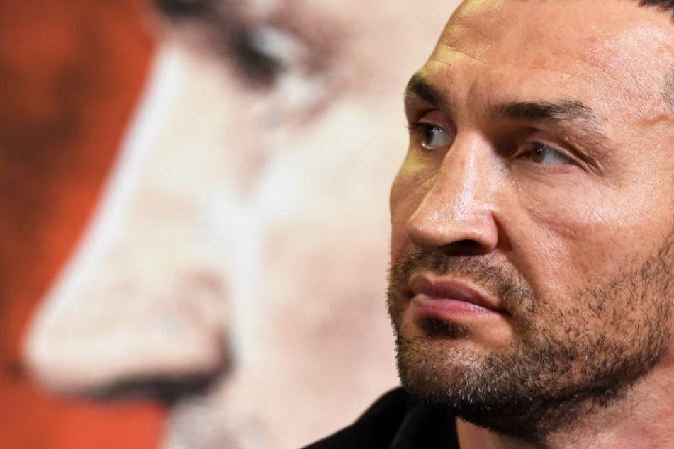"""Wladimir Klitschko überrascht: """"Ich habe es nicht leidenschaftlich geliebt"""""""