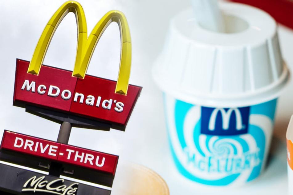 McDonald's ändert Verpackungen radikal: So sieht der McFlurry-Becher nicht mehr aus!
