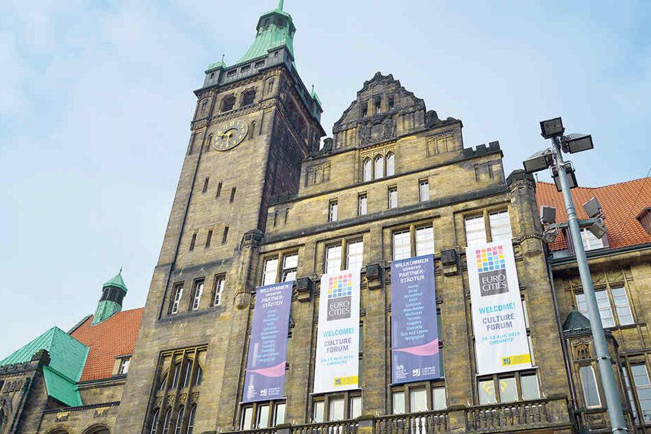 Großes Klassentreffen der Chemnitzer Partnerstädte