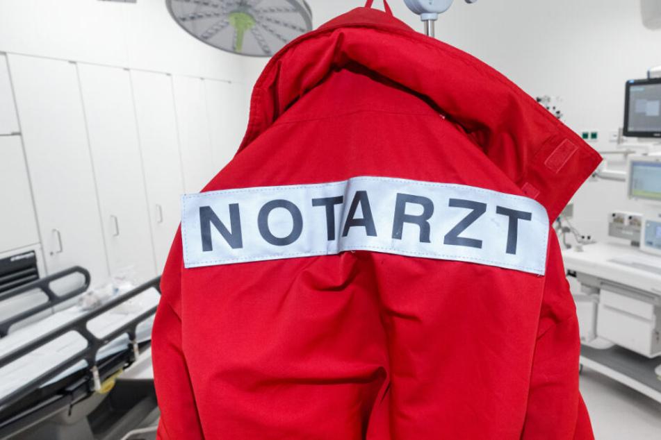 Die Verletzten wurden in Krankenhäuser transportiert (Symbolfoto).